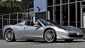 Ferrari 458 Italia Spider od Kahn Design