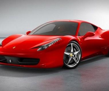 Ferrari 458 Italia!