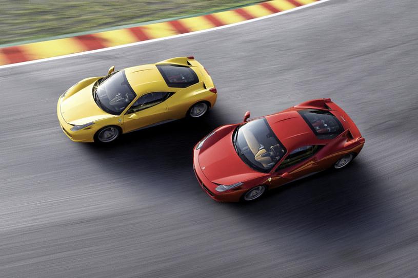 Ferrari 458 otrzyma silnik doładowany /