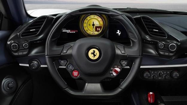 Ferrari 488 Pista Spider /Ferrari