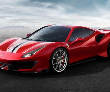 Ferrari 488 Pista - więcej mocy, mniej masy