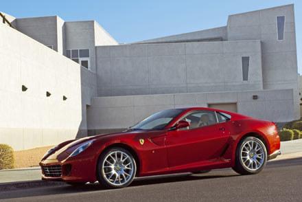 Ferrari 599 GTB Fiorano /
