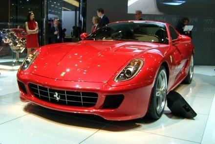 Ferrari 599 Handling GTE /INTERIA.PL