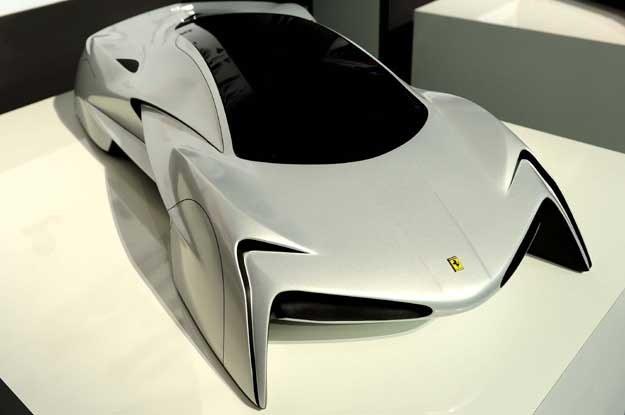 Ferrari cavallo bianco /