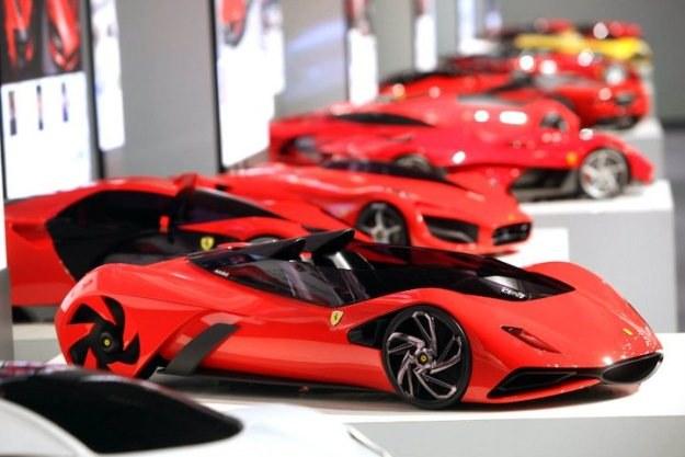 Ferrari eternita /