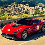 Ferrari F12 TRS - warty fortunę obiekt pożądania