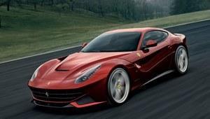 Ferrari F12berlinetta - nowy rekord
