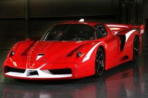 Ferrari FXX nadal w akcji!