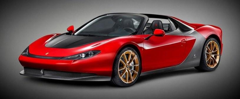 Ferrari Pininfarina Sergio /