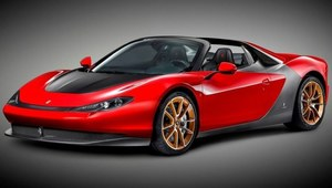 Ferrari Sergio - na cześć Pininfariny