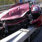 Ferrari szefa Fiata na barierce