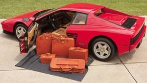 Ferrari Testarossa z przebiegiem... 95 mil