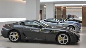 Ferrari z rekordową sprzedażą