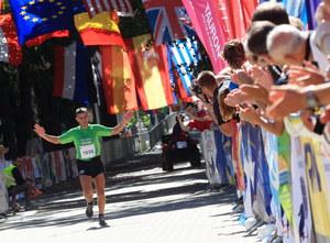 Festiwal Biegowy - Węgier Csaba najszybszy na 100 km