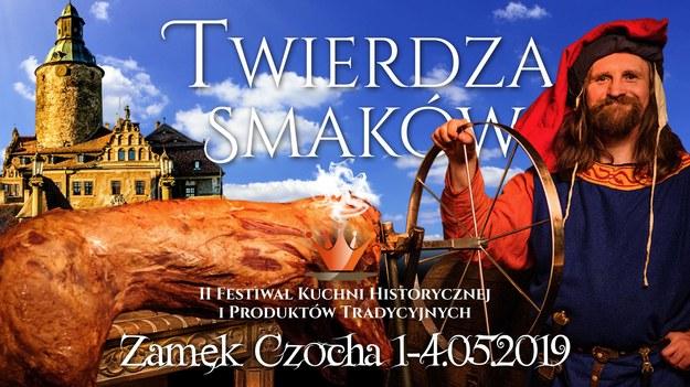 Festiwal Kuchni Historycznej i Produktów Regionalnych /Materiały prasowe