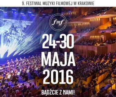 Festiwal Muzyki Filmowej 2016: Znamy już program