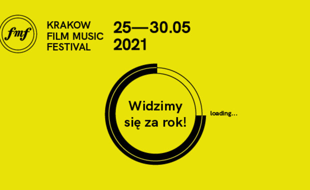 Festiwal Muzyki Filmowej w Krakowie przeniesiony na maj 2021