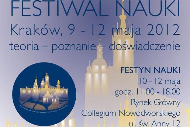 Festiwal odbędzie się w Krakowie od 9 do 12 maja /materiały prasowe