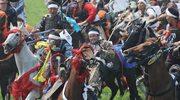 Festiwal samurajów przywraca życiu region nuklearnej katastrofy
