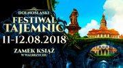 Festiwal Tajemnic na zamku Książ. Zapraszamy!