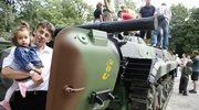 Festyn żołnierski w Ogrodzie Saskim