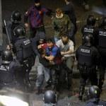 Feta w Barcelonie, czyli 100 zatrzymanych