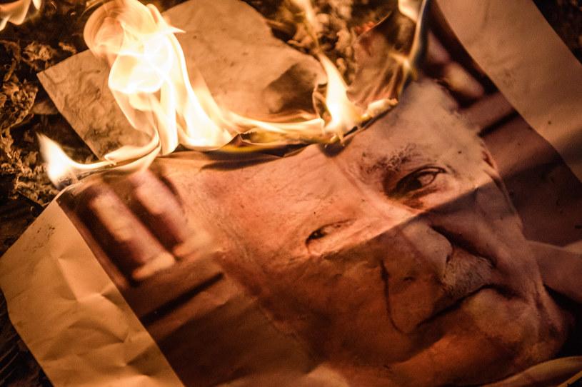 Fethullah Gulen to wróg Erdogana numer jeden /AFP /AFP