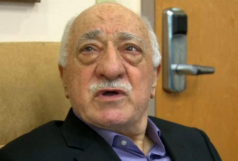 Fethullah Gulen /Greg Savoy/Reuters TV /Agencja FORUM