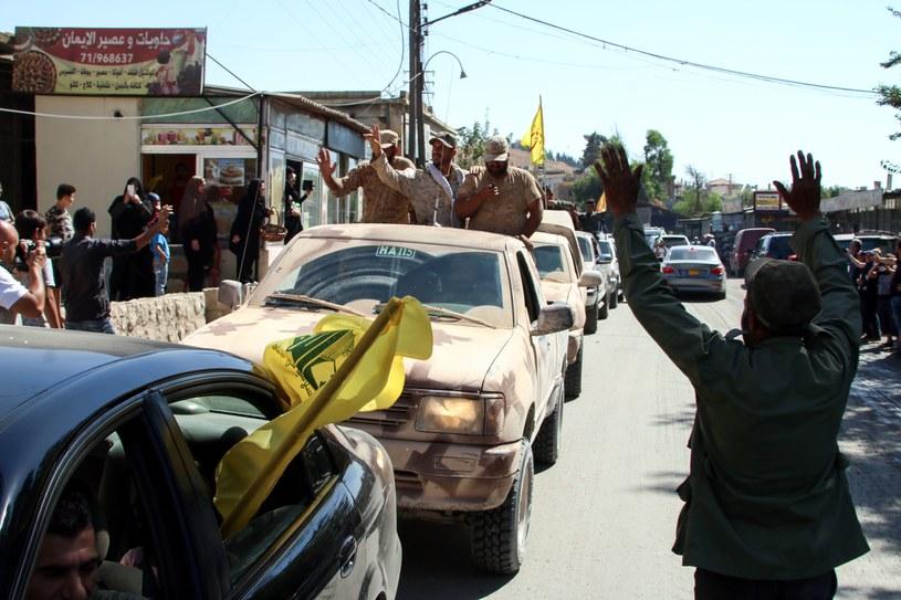 Fetowanie zawieszenia broni /AFP