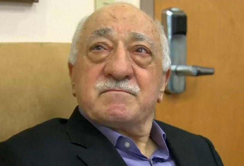 Fetullah Gulen /Greg Savoy/Reuters TV /Agencja FORUM