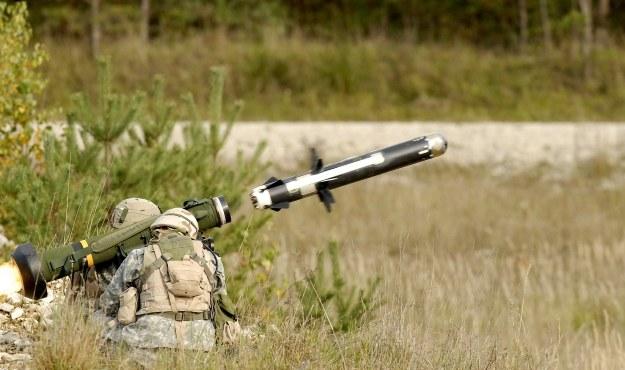 FGM-148 Javelin.  Fot. Gary L. Kieffer/army.mil /materiały prasowe