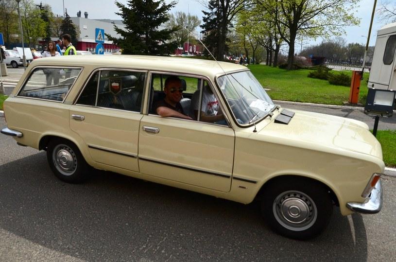Fiat 125 kombi /East News