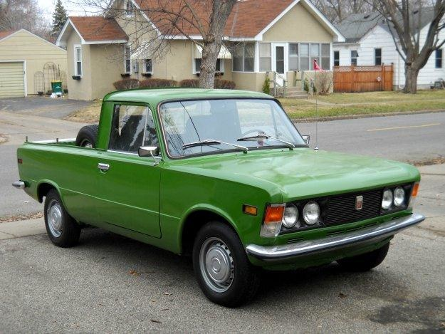 Fiat 125 pickup /