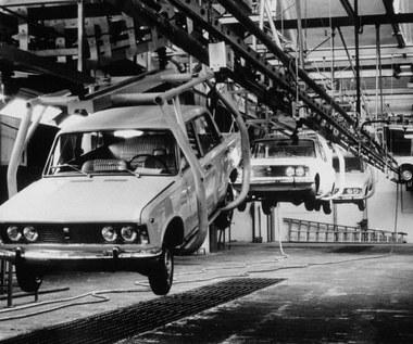 Fiat 125p - mija 55 lat od podpisania umowy na jego produkcję