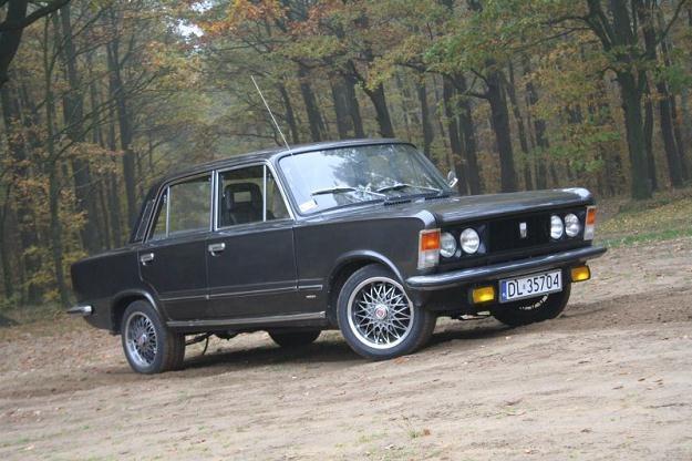 Fiat 125p /INTERIA.PL