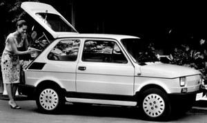"""Fiat 126 BIS - test i badanie drogowe """"Motoru"""""""