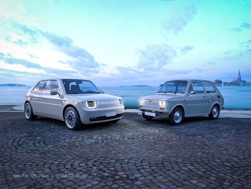 Fiat 126 VISION /