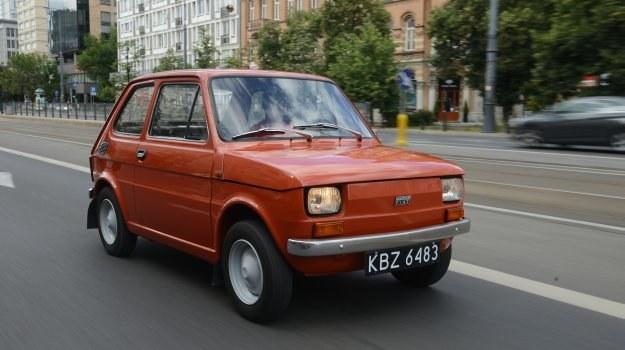 Fiat 126p (1977-1982) /Motor