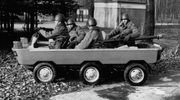 "Fiat 126p LPT. Wojskowy ""Maluch"""
