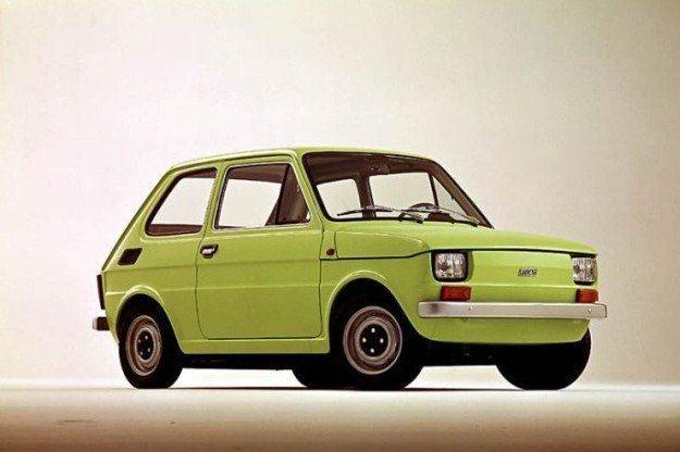 Fiat 126p - niegdyś marzenie każdego Polaka /