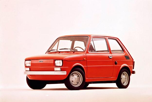 Fiat 126p /Wydawnictwo Dragon  /materiały prasowe