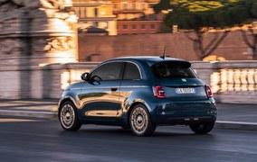 Fiat 500 2020 hatchback