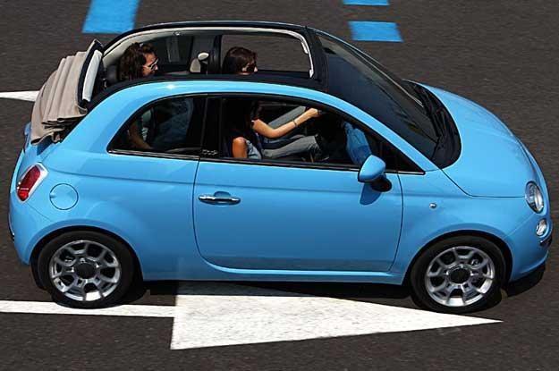 Fiat 500 CC /