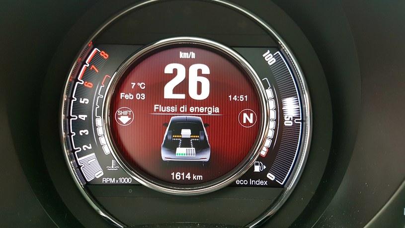 Fiat 500 Hybrid /INTERIA.PL