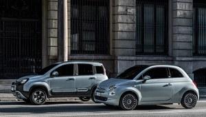 Fiat 500 i Panda z mikrohybrydowym napędem