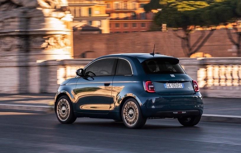 Fiat 500 la Prima hatchback /