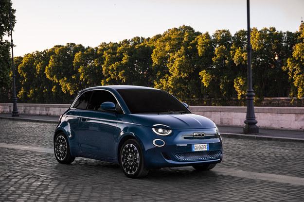 Fiat 500 la Prima /