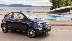 Fiat 500 Riva - w jachtowym stylu