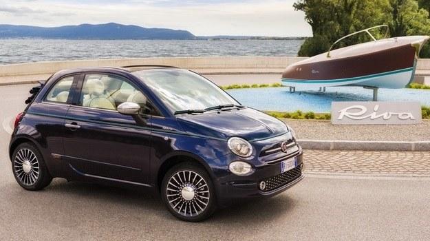 Fiat 500 Riva /Fiat