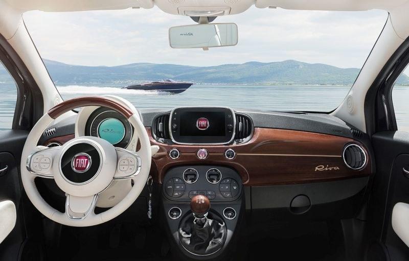 Fiat 500 Riva /